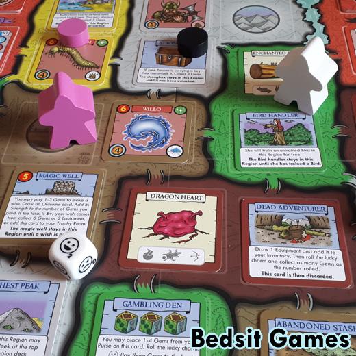 Bedsit Games